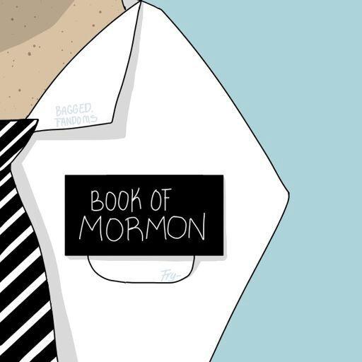 Icon Challenge Winner The Book Of Mormon! Amino
