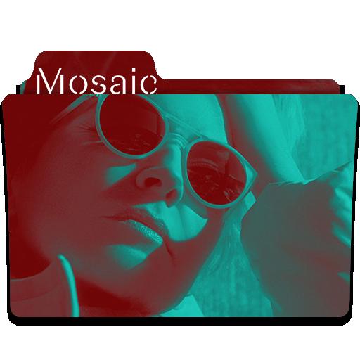 Mosaic Folder Icon