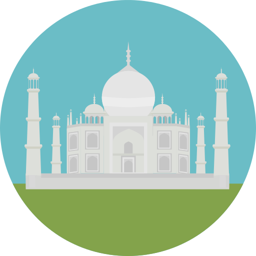 Blue Mosque Png Icon