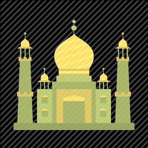 Building, Islamic, Masjid, Mosque, Muslim, Prayer, Salat Icon