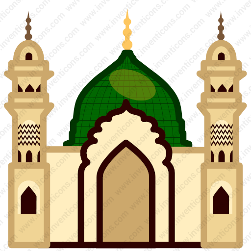 Download Arab,mosque,islam,quran,mosque Icon Inventicons