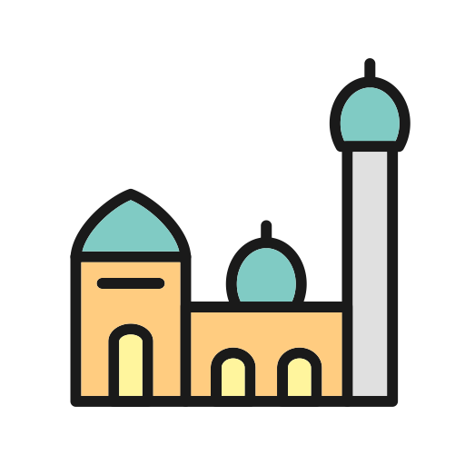 Islamic Mosque, Mosque Icon