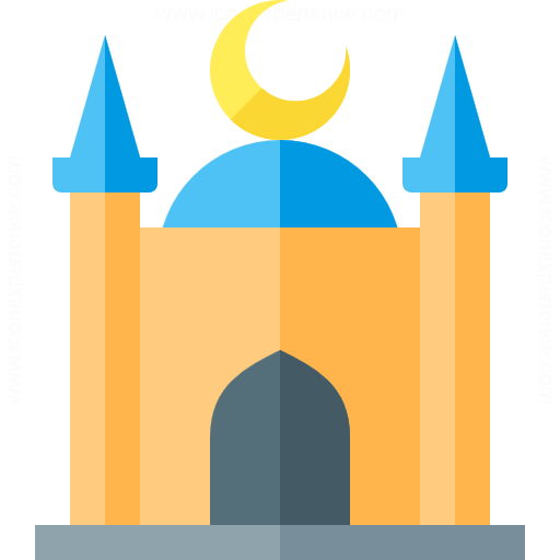 Iconexperience G Collection Mosque Icon