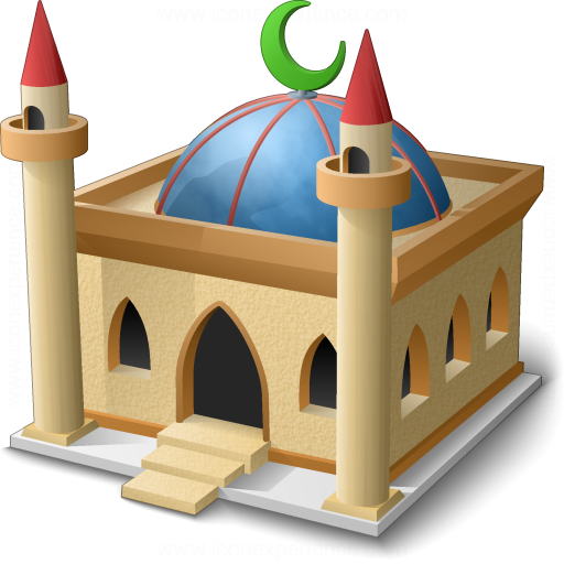 Iconexperience V Collection Mosque Icon