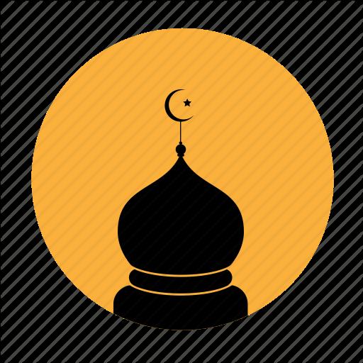 Mosque, Prayer Icon