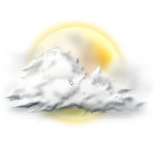 Sunny Partly Icon Free Download As Png And Formats