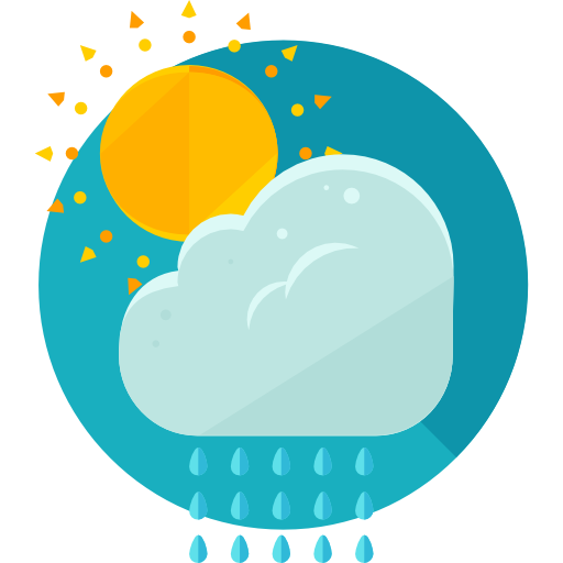 Weather Lightseagreen Icon
