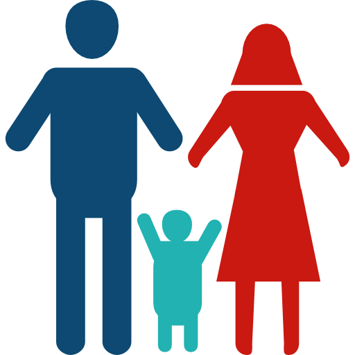 Mother, Child, Babies, Childhood, Baby, Tools And Utensils, Suck Icon