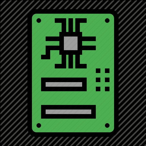 Board, Computer, Hardware, Main, Motherboard, Pcb Icon