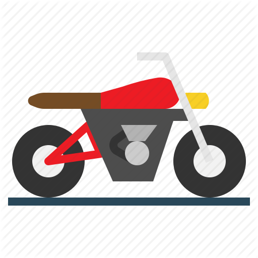 Bike, Bikes, Motor, Motorbike, Motorcycle, Sports, Transport Icon