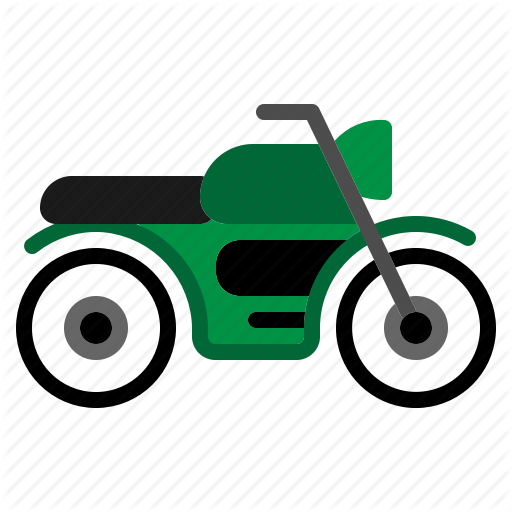 Delivery, Motorbike, Motorcycle, Speed, Transport, Vehicle Icon