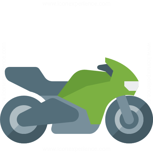 Iconexperience G Collection Motorbike Icon