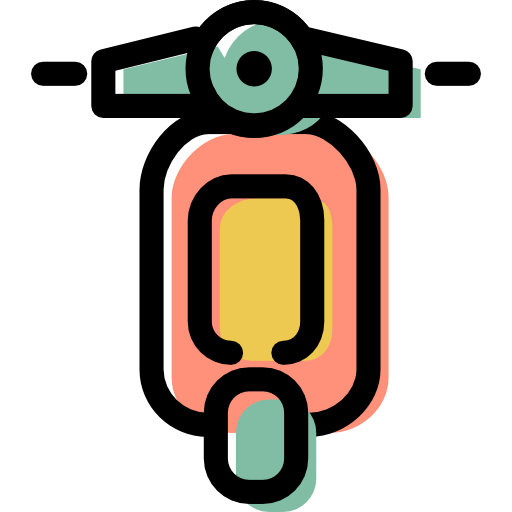 Motorbike Icons Free Download