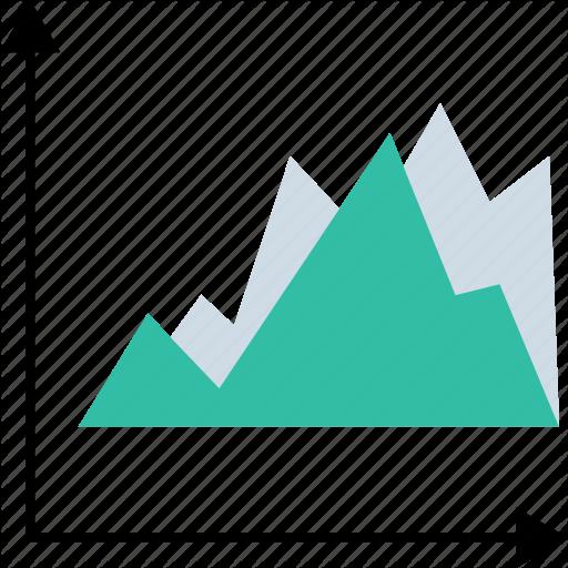 Analytics, Graph, Graphical, Mountan