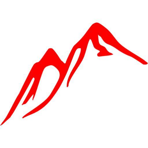Red Mountain Icon