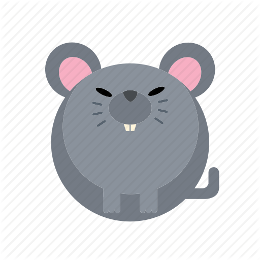 Animal, Hamster, Mice, Mouse, Rat Icon