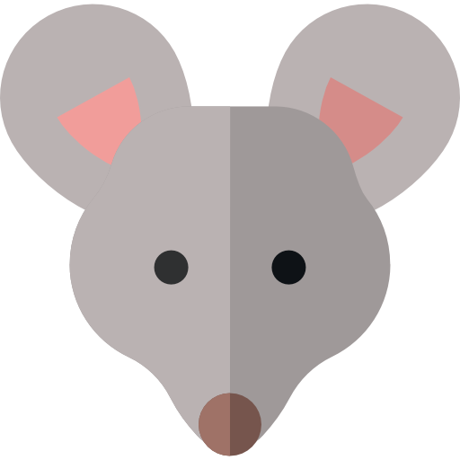 Mouse, Pet, Animals, Mammal, Rodent, Wildlife, Animal Kingdom Icon