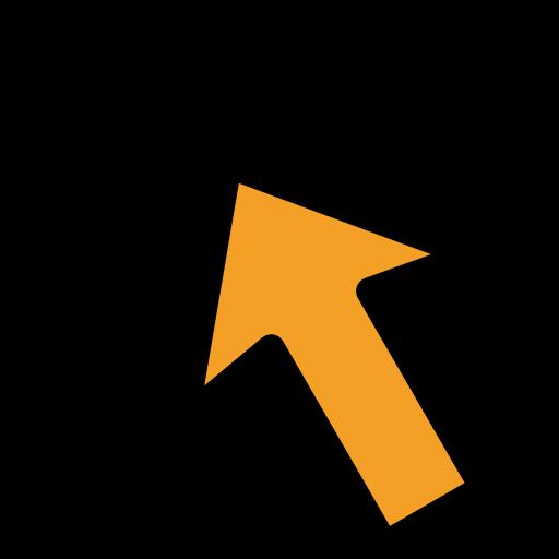 Arrows, Mouse, Click, Pointer, Ui, Clicker Icon