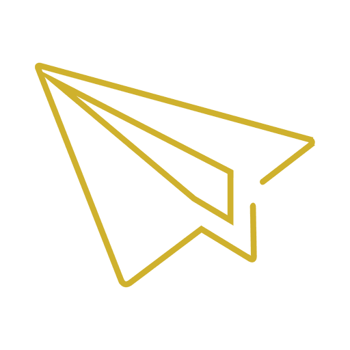 Yellow Mouse Cursor Line