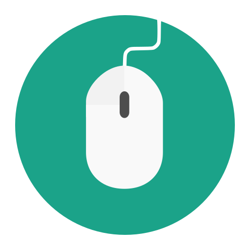 Input, Mouse Icon Free Of Super Flat Remix Apps