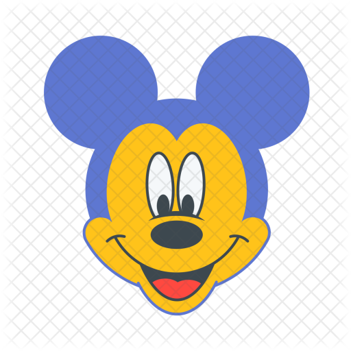 Mickey Mouse Icon Free Download Clip Art