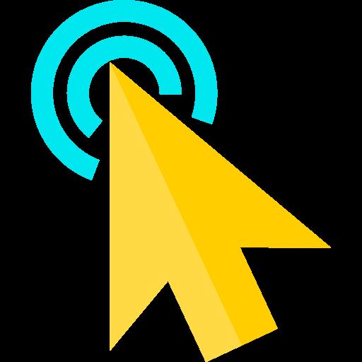 Pointer, Multimedia, Cursor, Arrows, Click, Computer Mouse Icon