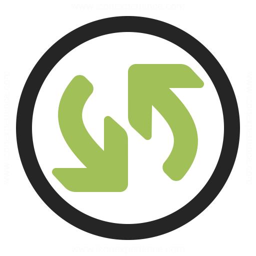 Nav Refresh Icon Iconexperience