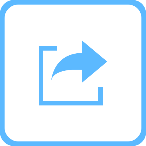 Uni Icon Export Mouseover With Frames, Frames, Layers Icon