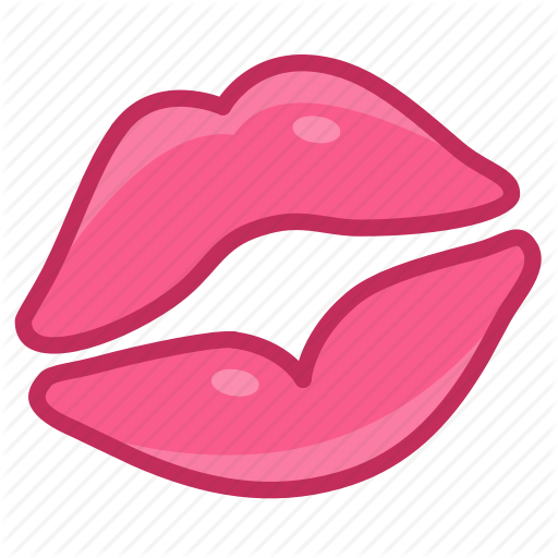 Emotion, Kiss, Lips, Love, Mouth Icon