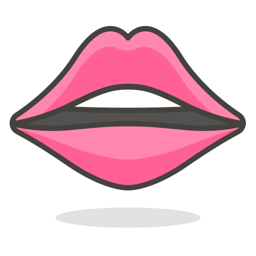 Lips, Mouth Icon Free Of Another Emoji Icon Set