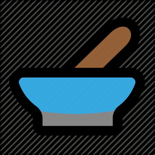 Bowl Blender, Ingredient, Kitchen, Seasoning Icon