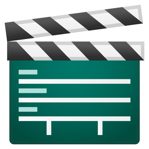 Clapper Board Icon Noto Emoji Objects Iconset Google