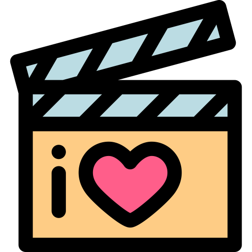 Clapperboard, Film, Movie Icon With Png And Vector Format For Free