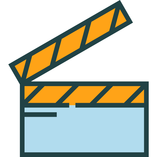 Cinema, Movie, Movies, Clapperboard, Clapper, Tools And Utensils
