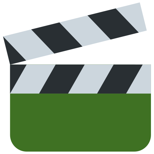 Clapper Board Emoji Meaning With Pictures From A To Z