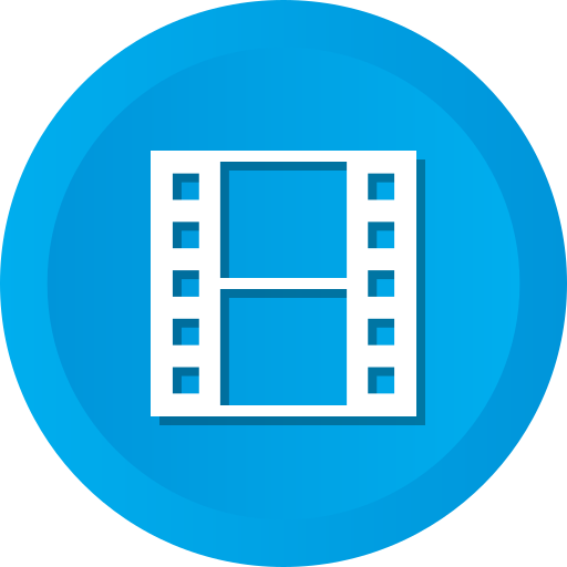 Clip, Film, Movie, Multimedia, Play, Short, Video Icon Free Of Ios