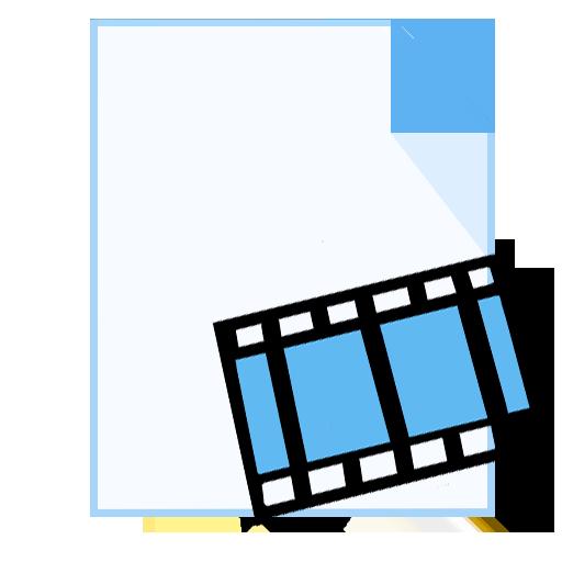 Modernxp Filetype Movie Icon Modern Xp Iconset Dtafalonso