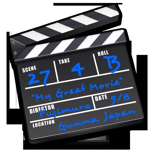Sidebar Movies Icon Smooth Leopard Iconset Mcdo Design