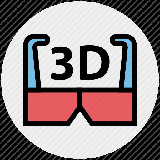 Glasses, Cinema, Entertainment, Film, Goggles, Movie Icon