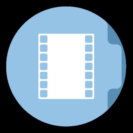 Folder Movie Icon The Circle Iconset Xenatt