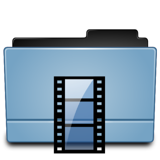 Folder Movies Icon Free Download As Png And Icon Easy
