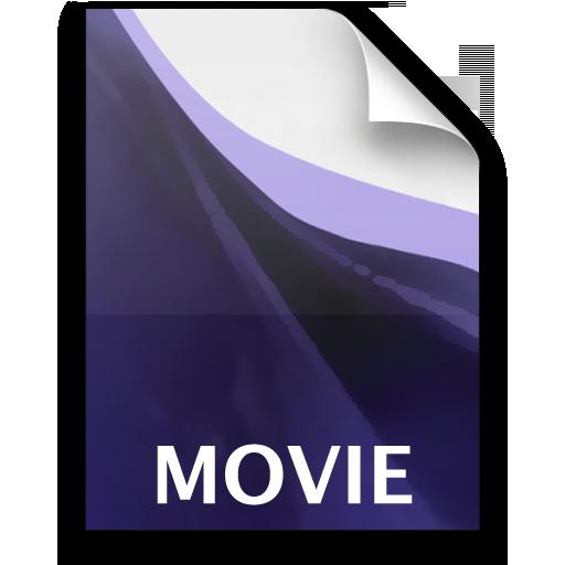 Adobe Golive Movie Icon