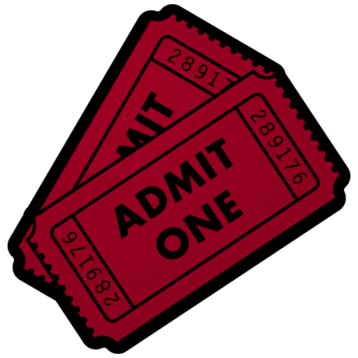 Movie Ticket Icon Transparent Png Clipart Free Download