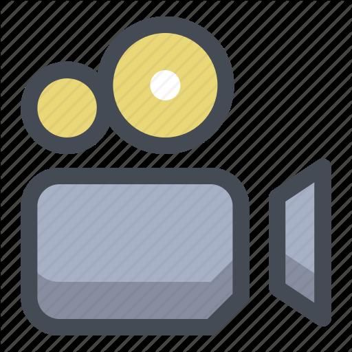Media, Movie, Movie Maker, Multimedia, Recorder, Tool, Video Icon