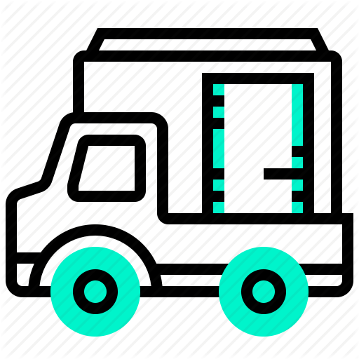 Car, Moving, Transport, Transportation, Truck, Vehicle Icon