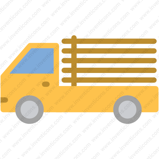 Download Moving,speeding Truck,presentation,delivery Truck