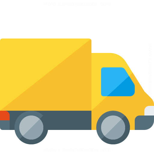 Iconexperience G Collection Delivery Truck Icon