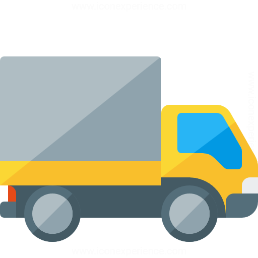 Iconexperience G Collection Small Truck Icon