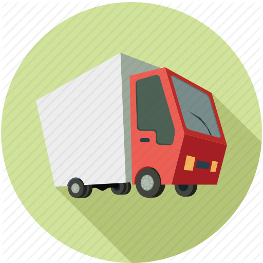 Moving, Moving Truck, Moving Van, Truck Icon