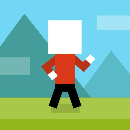 Mr Jump Ios Icon